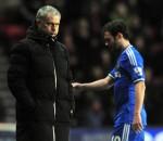 Unhappy Juan Mata