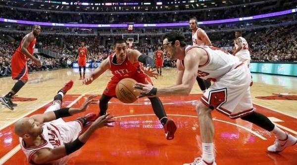 Bulls Beat Hawks