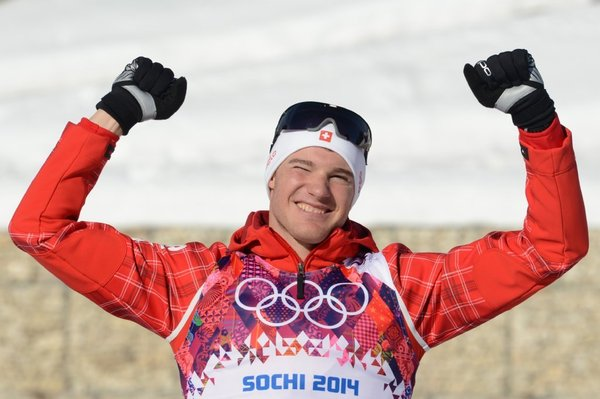 Dario Cologna Final Medal Count of the 2014 Winter Olympics