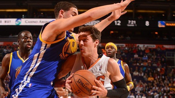 Goran Dragic e1391951585539 Phoenix Suns   Goran Dragic & Gerald Green Can Shoot Just Like Stephen Curry