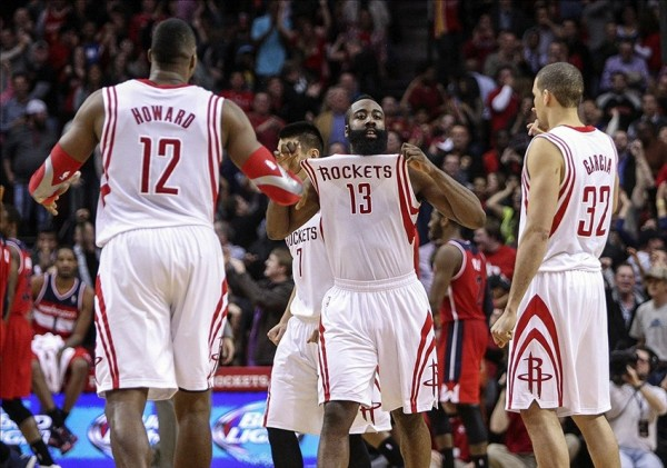 Houston Rockets Beat Washington Wizards