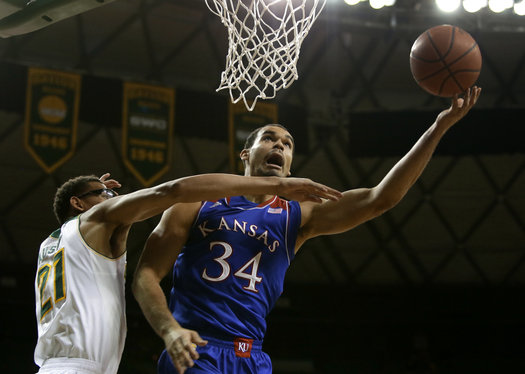 Kansas Beats Baylor