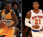 Kenneth Faried, Iman Shumpert