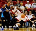 LeBron James, Shawn Marion