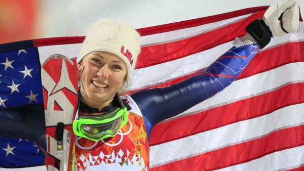 Mikaela Shiffrin e1393232310368 Final Medal Count of the 2014 Winter Olympics