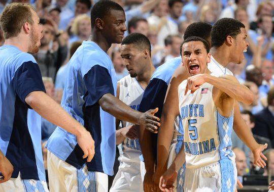 North Carolina Beats Duke