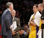 Sad Lakers