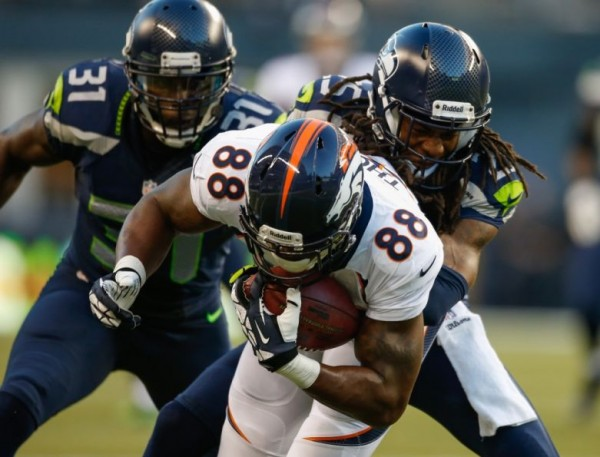 Seahawks Defense vs Broncos offense