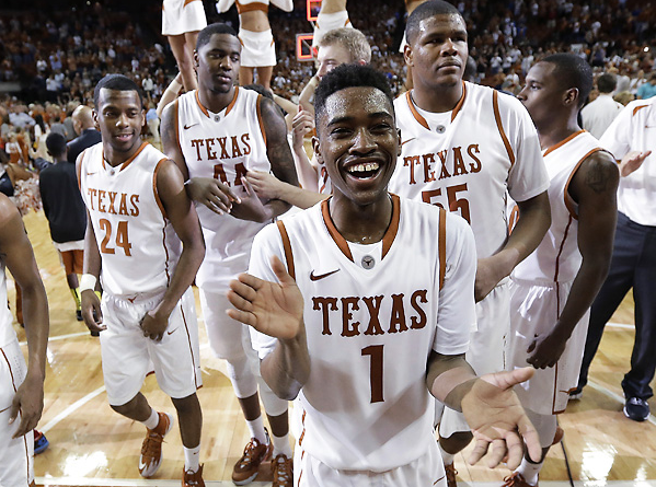 Texas Beats Kansas