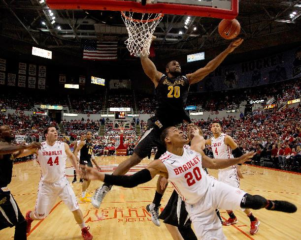 Wichita State vs Bradley
