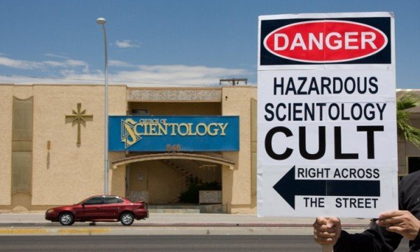 Scientology Warning