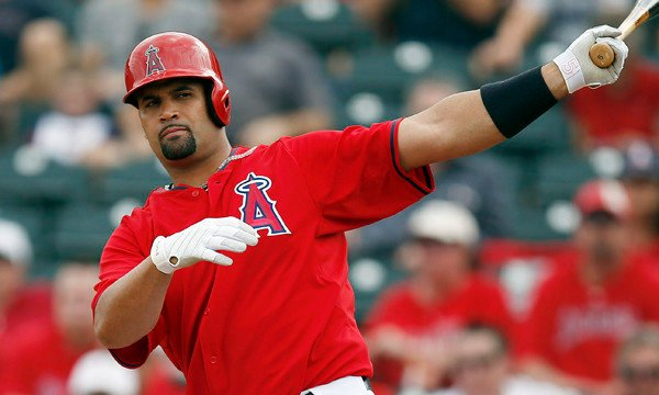 Albert Pujols 10 Highest Paid Baseball Players Heading into the 2014 MLB Season