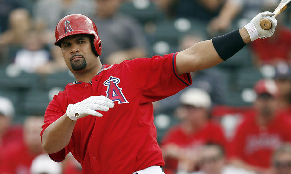 Albert Pujols 10 Highest Paid Baseball Players Heading into the 2014 MLB Season