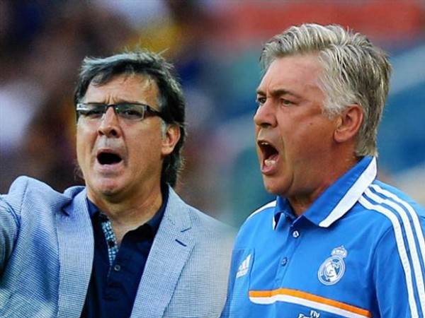 Ancelotti, Martin