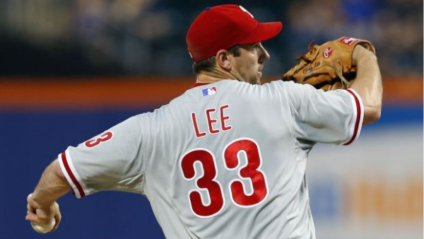 Cliff Lee e1395236166993 10 Highest Paid Baseball Players Heading into the 2014 MLB Season