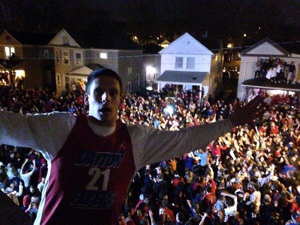Dayton celebrations