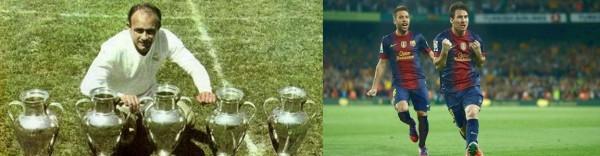 Di Stefano & Messi