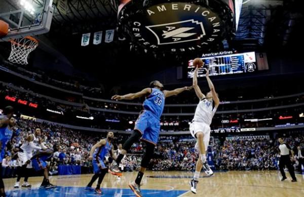 Dirk Nowitzki, Kevin Durant