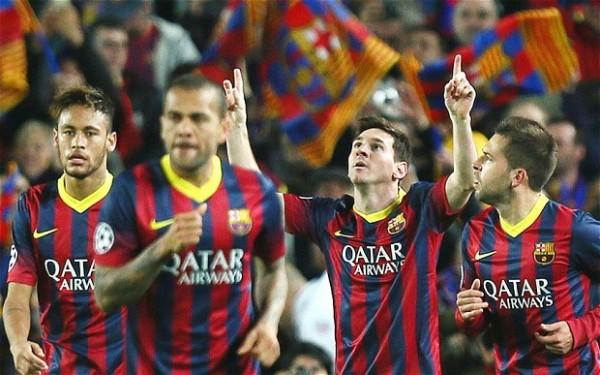 FC Barcelona 2014