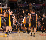 Happy Lakers