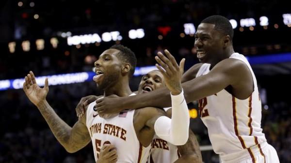 Iowa State beat North Carolina