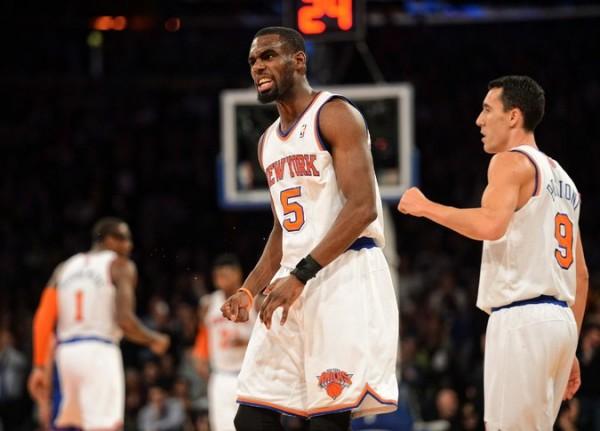 Knicks Beat 76ers
