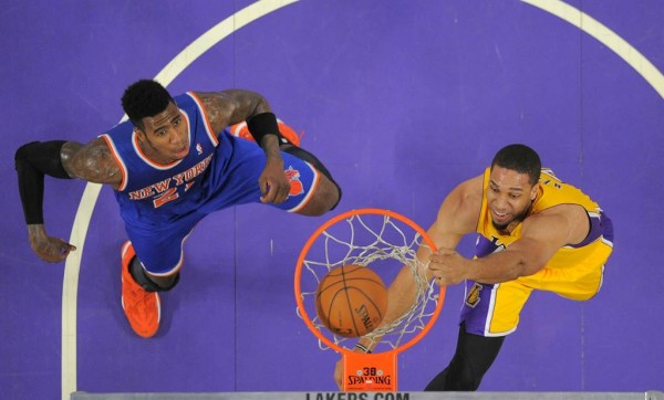 Knicks Lose to Lakers