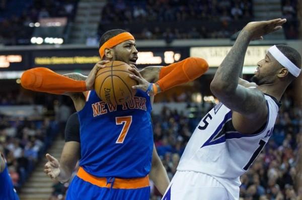 Knicks beat Kings