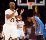 Lakers Beat Thunder