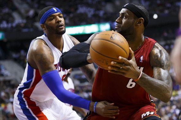Heat beat Pistons