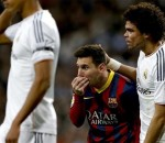 Lionel Messi & Pepe