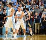North Carolina Beats Notre Dame