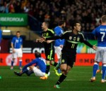 Spain Italy 1-0