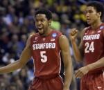 Stanford beat Kansas