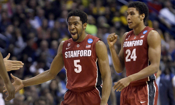 Stanford beat Kansas