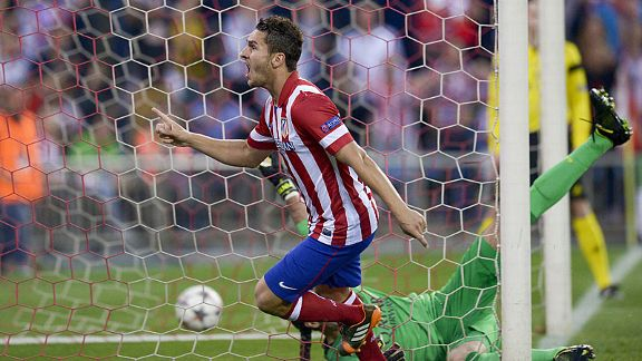 Atletico beat Barcelona