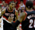 Blazers beat Rockets