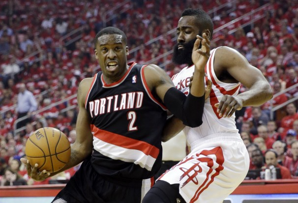 Blazers vs Rockets
