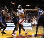 Bobcats vs Heat