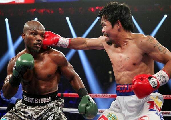 Bradley loses to Pacquiao