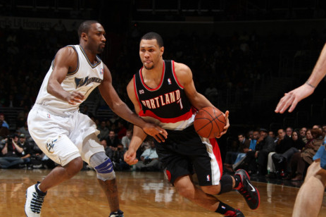 Brandon Roy, Gilbert Arenas