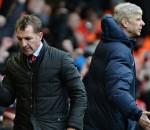 Brendan Rodgers, Arsene Wenger