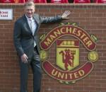 David Moyes at Manchester United