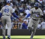 Dodgers beat Padres