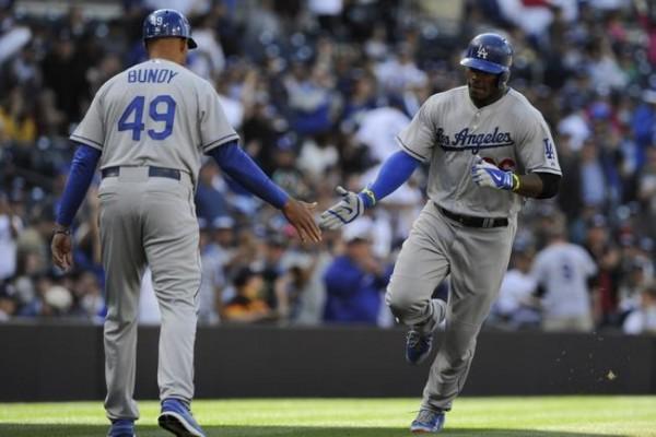 Dodgers beat Padres