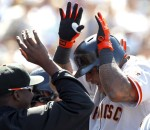 Giants beat Dodgers