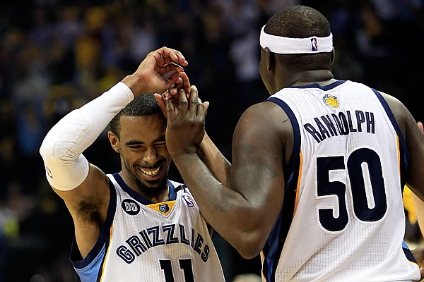 Grizzlies beat Thunder