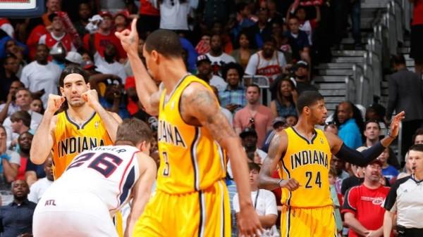 Hawks vs Pacers