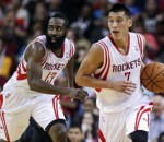 James Harden, Jeremy Lin