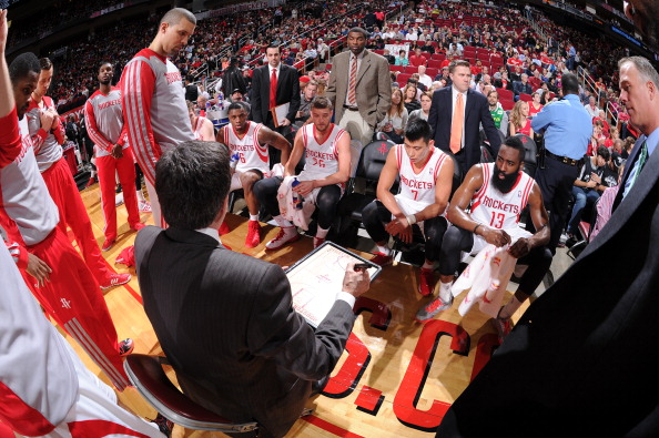 Kevin McHale Houston Rockets Houston Rockets   Kevin McHale, Not Jeremy Lin or James Harden, is What Matters